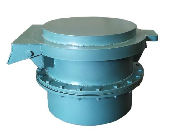 泰华机械生产的真空压力释放阀所选用的材质