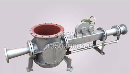 粉料输送料封泵实现了粉状物料环保输送环境污染零排放