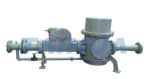 粉体输送设备应用于干燥松散粉料的中短距离输送
