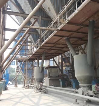 粉煤灰输送系统