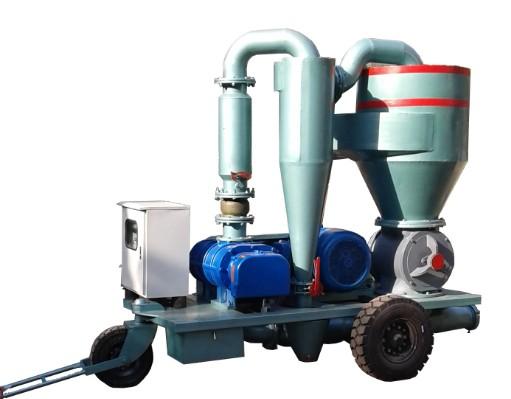 THX系列吸粮机-移动式粮食输送机