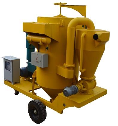 THE系列气力吸粮机-粮食输送机